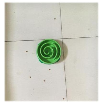 【萌爪众测】2号珊瑚慢食盆综合测评