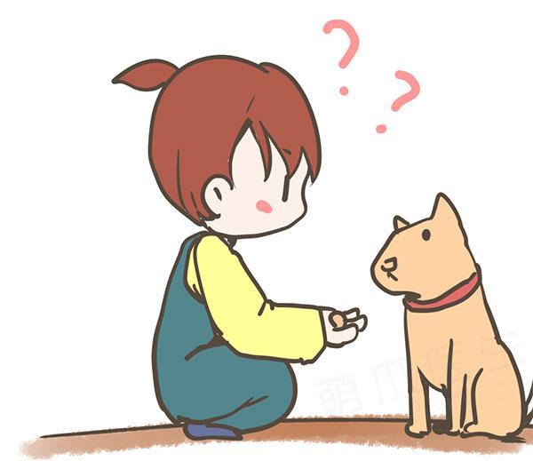 """""""色狗!竟然闻我裆部!"""" 等等……狗狗闻裆部就是好色吗?"""