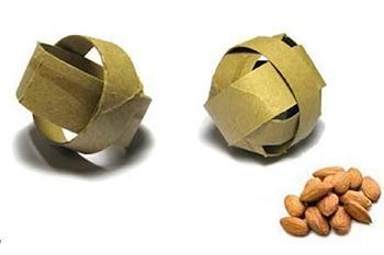 教你DIY宠物漏食玩具!